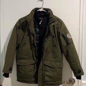 Diesel Boys winter jacket